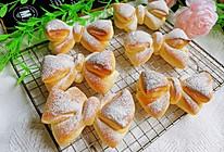 网红蝴蝶结面包‼️奶香浓郁的做法