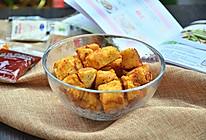 香辣馒头干--馒头的高逼格吃法#丘比沙拉汁#的做法