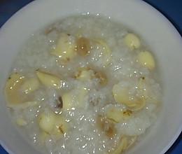 百合莲子粥的做法