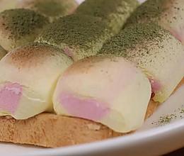 超级简单易做的烤棉花糖吐司,是满口甜蜜幸福的滋味呀的做法