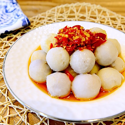 湘菜-剁椒蒸芋头(剁辣椒蒸芋头仔)