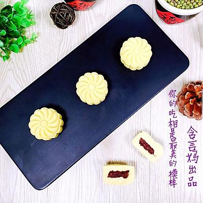 台式绿豆糕