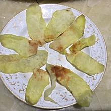 微波炉版薯片