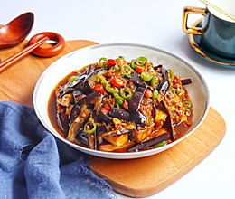 #换着花样吃早餐#茄子烧豆腐的做法