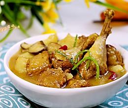 山鸡炖土豆的做法