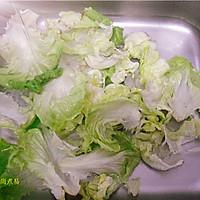 蒜蓉蚝油生菜的做法图解1