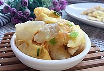 墨鱼卵香炒鸡蛋的做法