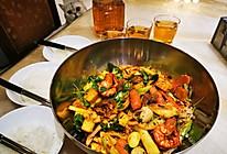 下饭神器麻辣香锅的做法