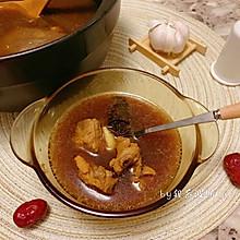 #餐桌上的春日限定#马来西亚肉骨茶