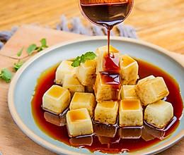 红糖豆腐冰的做法