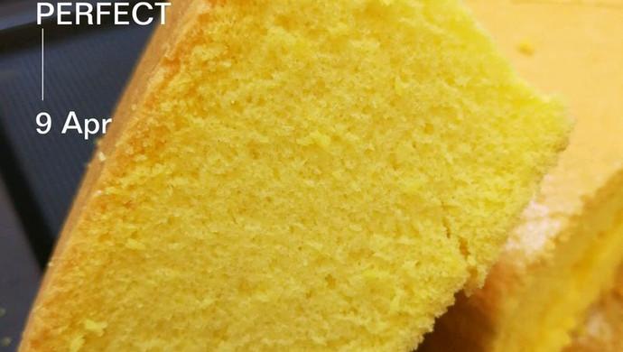 海绵蛋糕(美善品食谱)