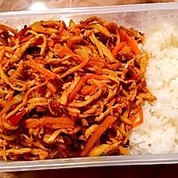 学生带饭之-鱼香杏鲍菇