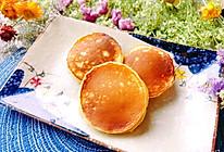 #换着花样吃早餐#松软香甜【铜锣烧】的做法