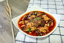 麻婆豆腐-地球人最爱的川菜的做法