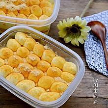 超详细零失败日式豆乳盒子蛋糕,好吃到要上天了~