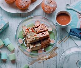开心果杏干牛轧糖&花生蔓越莓牛轧糖的做法