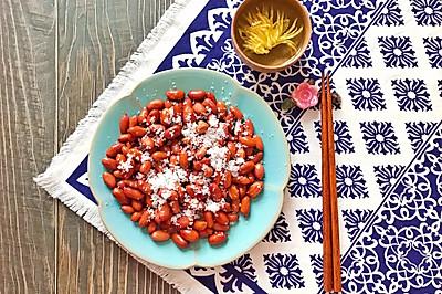 教你一种超简单的油炸花生米做法