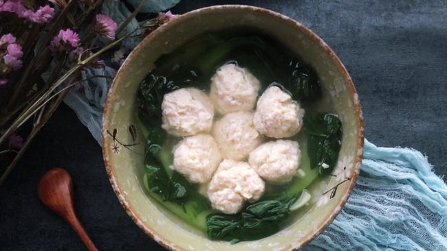 #肉食者联盟#鲜虾鸡肉豆腐丸的做法