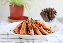 黑椒煎焗虾的做法
