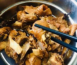 电高压锅酱油鸡的做法