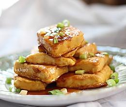 鲍汁豆腐的做法