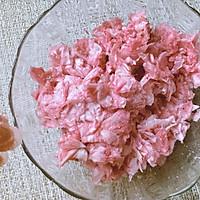 盐渍樱花、樱叶&樱花酱的做法图解6