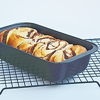 豆沙手撕面包#方太蒸爱行动#的做法图解11
