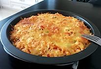 超快手奶酪焗饭的做法