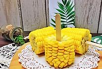 健康粗粮|越嚼越甜的奶香烤玉米的做法