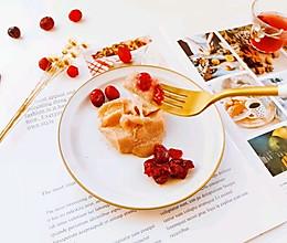 #百变莓小姐#能拉丝的蔓越莓年糕的做法