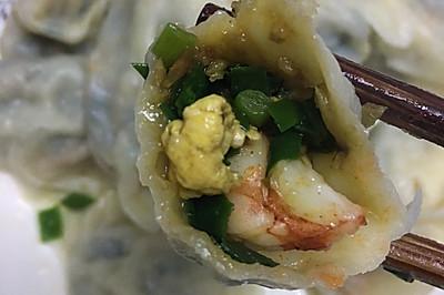 鲜虾三鲜水饺