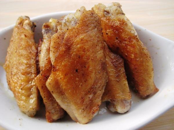 椒盐鸡翅的做法