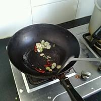 青椒腊肉的做法图解2