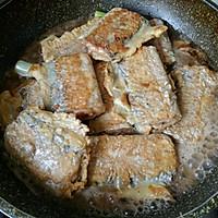 家常烧带鱼#厨此之外,锦享美味#的做法图解10