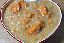 小米红薯粥的做法