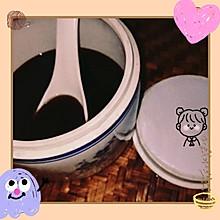 【冬日记忆】 —黑豆糖水