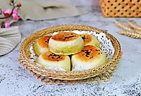 #换着花样吃早餐#胡萝卜虾干韭菜饼的做法