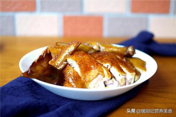 家常广式豉油鸡—味香肉嫩,好吃不腻的做法