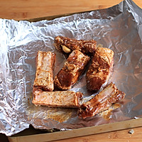 【黑椒酱烤排骨】——零厨艺也能烤出超美味的做法图解7