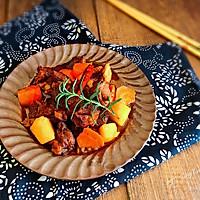 红焖羊肉#美食美刻 乐享美极#