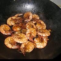 酱烧大虾的做法图解6