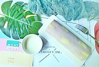 蓝天白云蛋糕卷/给蔚蓝的天空加点少女心的做法