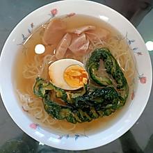 韩式冷面#附带韩式泡菜制作方法#