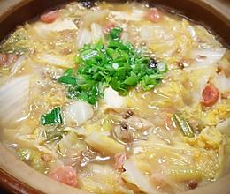 #中秋团圆食味#砂锅白菜豆腐煲的做法