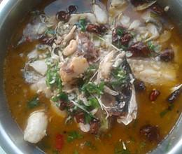 酸菜鱼儿的做法