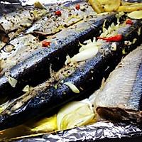 橄露Gallo经典特级初榨橄榄油试用之烤千秋鱼