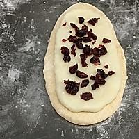 麻薯蔓越莓全麦软欧面包的做法图解7