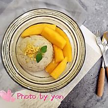 椰浆芒果糯米饭
