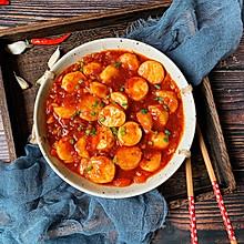 #一道菜表白豆果美食#豆腐这样做,酸甜可口真馋人