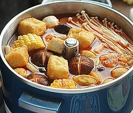 酸辣番茄火锅汤底的做法